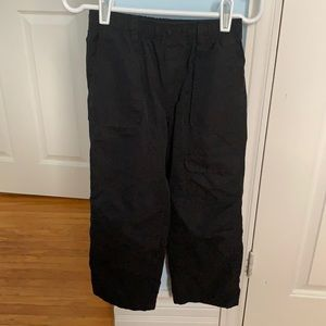 OSHKOSH BLACK CARGO PANTS (GREAT CONDITION!)